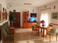 Sala d´estar assistits :: Residència Tercera Edat El Jardí de l'Empordà - Vilamalla