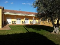 Terrassa autònoms :: Residència Tercera Edat El Jardí de l'Empordà - Vilamalla
